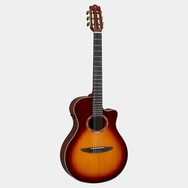 YAMAHA NTX3BS エレクトリッククラシックギター ブラウンサンバースト 【ヤマハ】