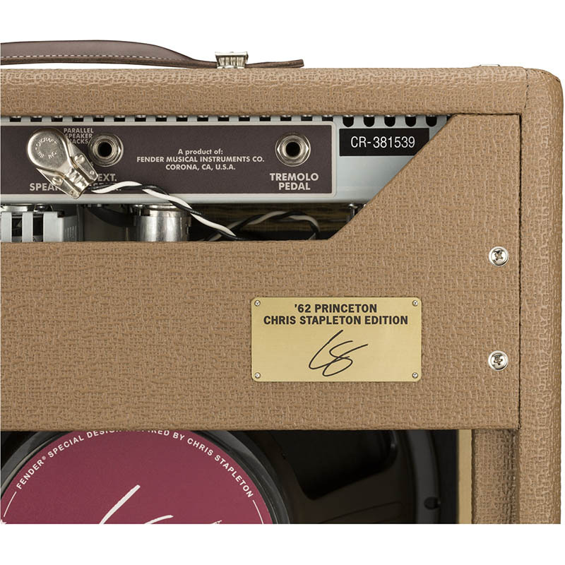 Fender 62 Princeton Amp Chris Stapleton Edition 12Wコンボアンプ【フェンダー】