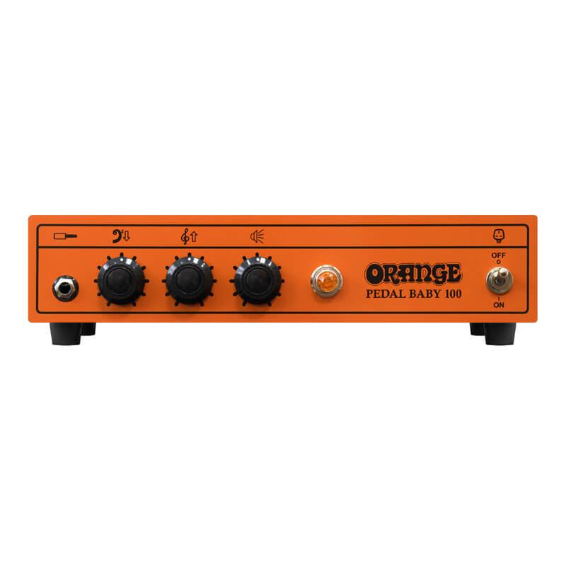 ORANGE Pedal Baby 100 ギターパワーアンプ 専用ギグバッグ付き【オレンジ】
