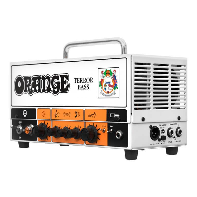 ORANGE Terror Bass ベースヘッドアンプ【オレンジ】