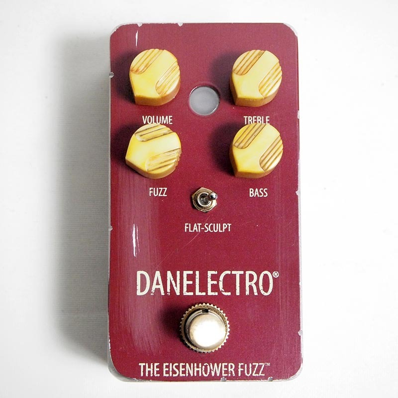Danelectro EF-1 THE EISENHOWER FUZZ【ダンエレクトロ】