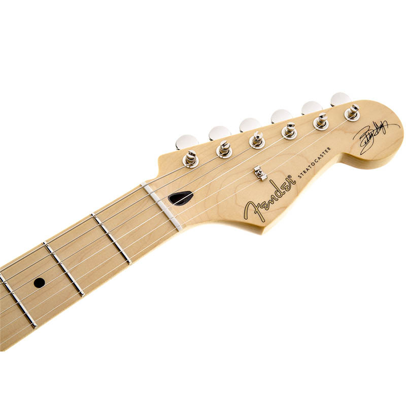 Fender Buddy Guy Standard Stratocaster, Maple Fingerboard, Polka Dot Finish【バディ・ガイストラトキャスター】