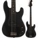 Fender Made in Japan Limited Noir P Bass Black【フェンダージャパンプレジションベース】