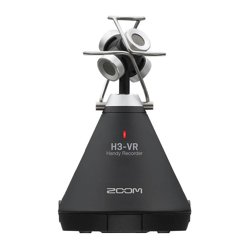 ZOOM H3-VR Handy Recorder ハンディレコーダー【ズーム】