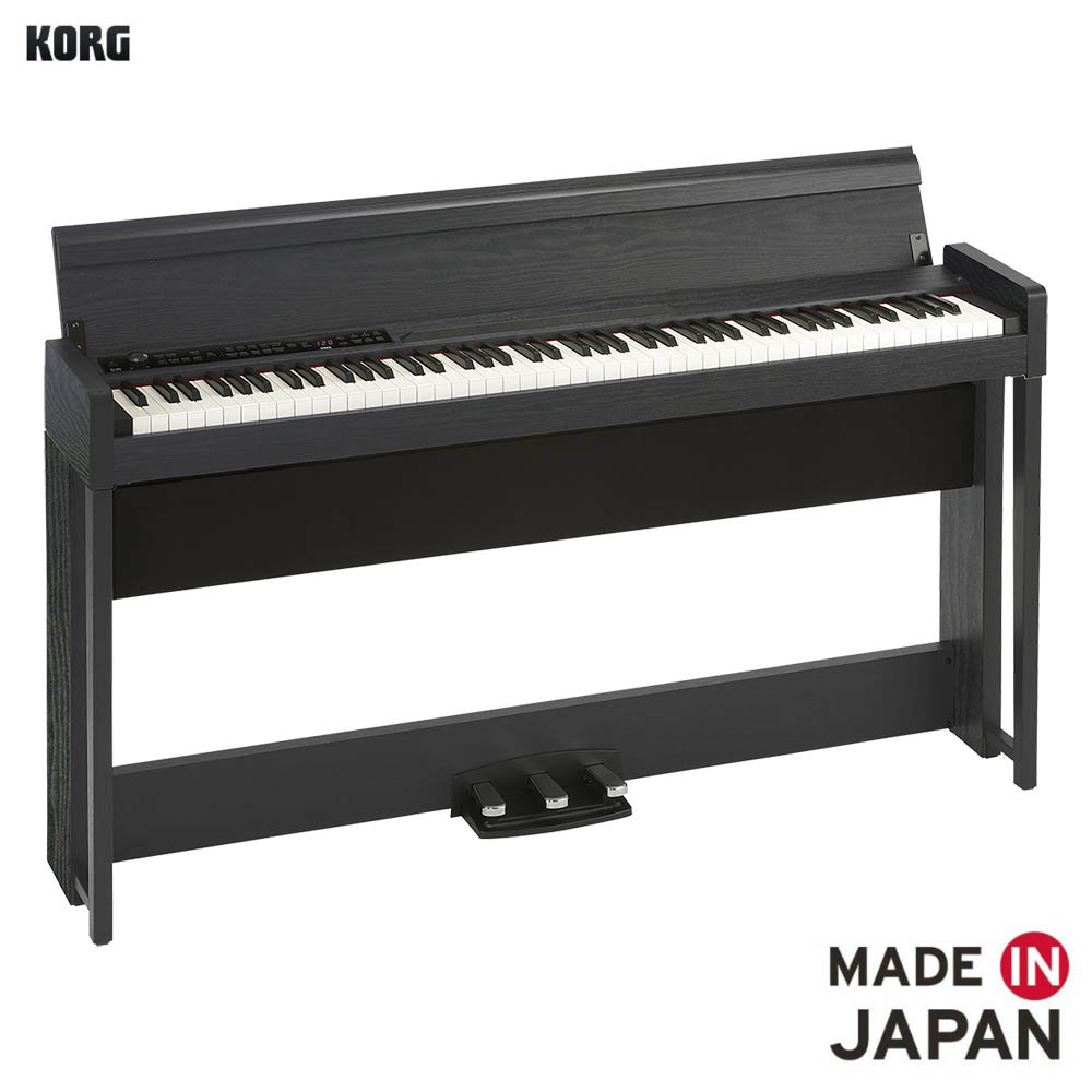 KORG/デジタルピアノ C1 AIR-WBK ウッデン・ブラック【代引き不可】【離島発送不可】 【コルグ】