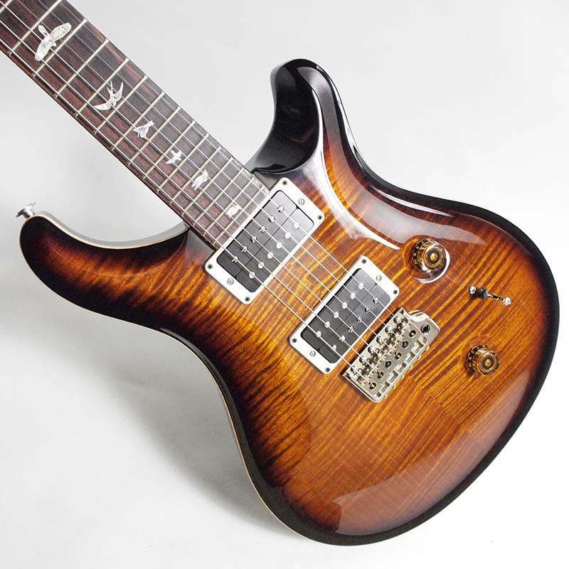 PRS Custom 24 Black Gold Smoke Burst #268267【Paul Reed Smith Guitar/ポールリードスミス】