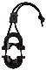 D'Addario/PlanetWaves PW-AJL-01 CinchFit Acoustic Jack Lock ストラップロック【プラネットウェイブス】【メール便発送代引き不可】
