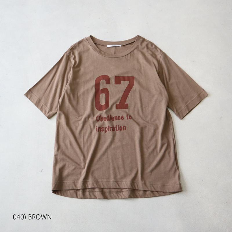 【メール便送料無料】Johnbull ジョンブル 67プリントTシャツ ZC632