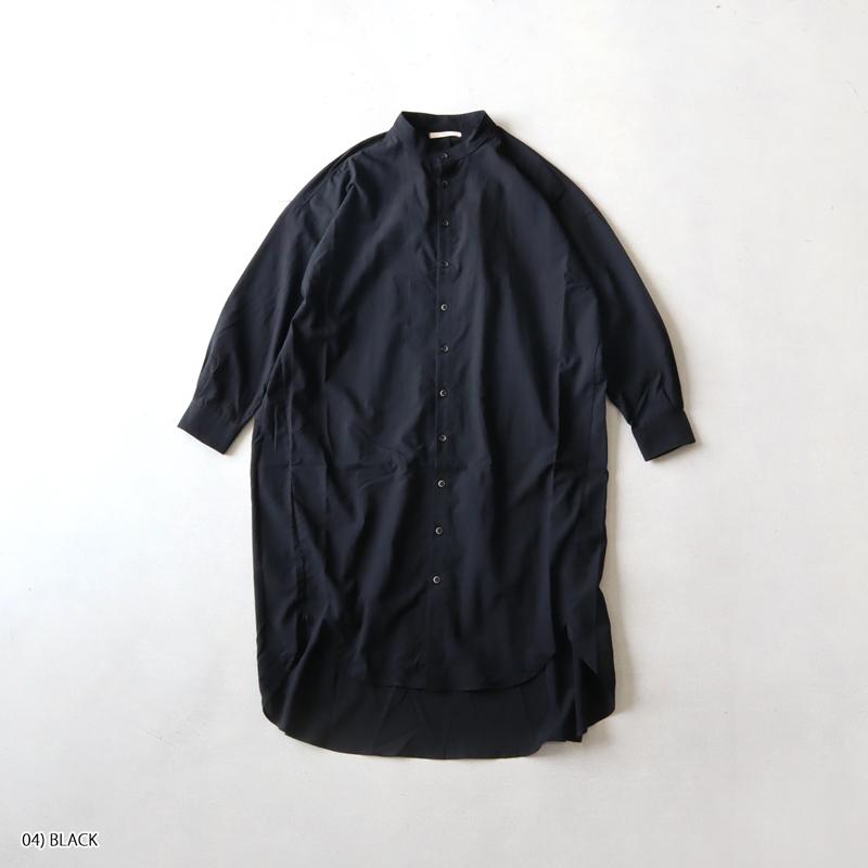 NARU ナル ローンふんわりシャツワンピース 642900
