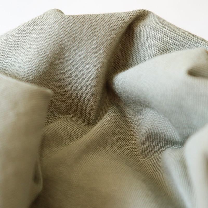 【メール便送料無料】TANG タング 度詰天竺アシンメトリー半袖プルオーバー 1915210