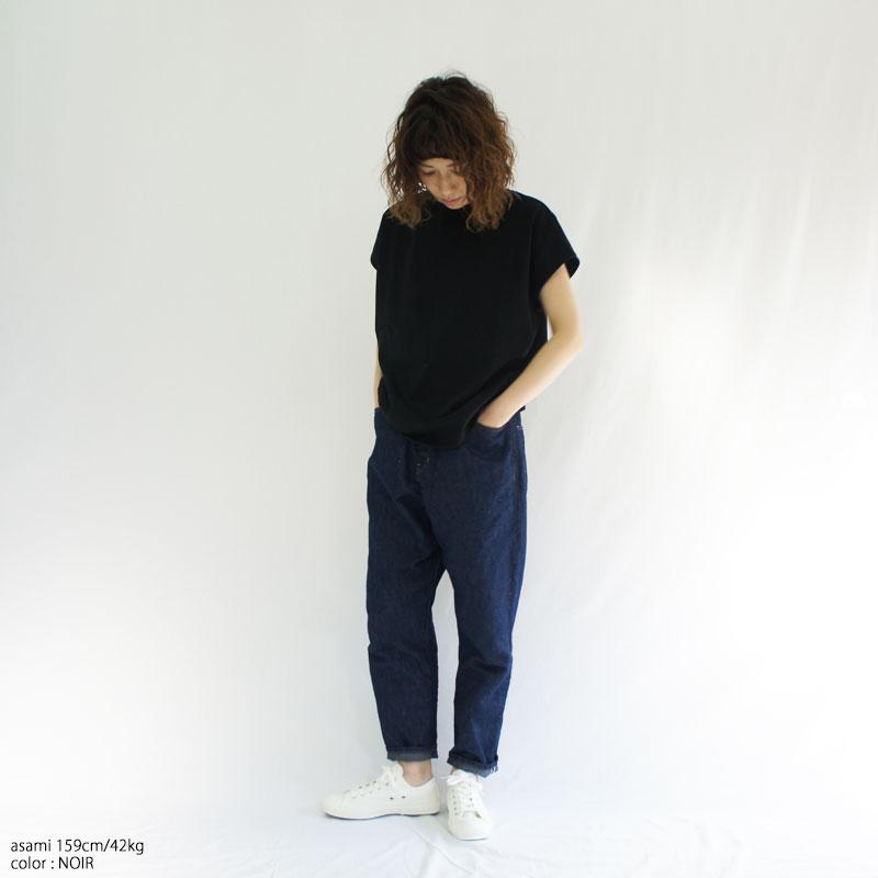 【メール便可】CHANTECLAIR【シャントクレール】フレンチスリーブカットソー CC38