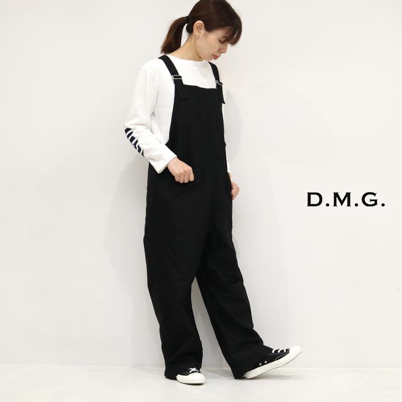 DMG D.M.G. ディーエムジー フィールドバックサテン オーバーパンツ ドミンゴ 14-142T