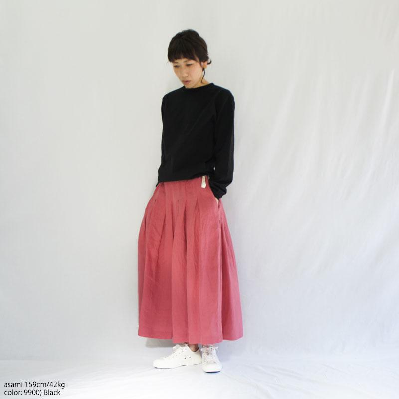 【メール便可】Goodwear グッドウェア クルーネックロングスリーブティー NGW9951
