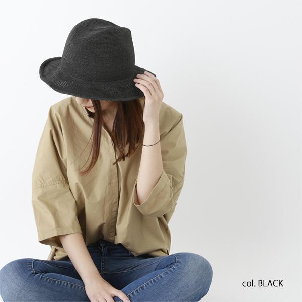 【メール便可】odds【オッズ】 BASIC NAKAORE HAT 中折れハット od201-0427