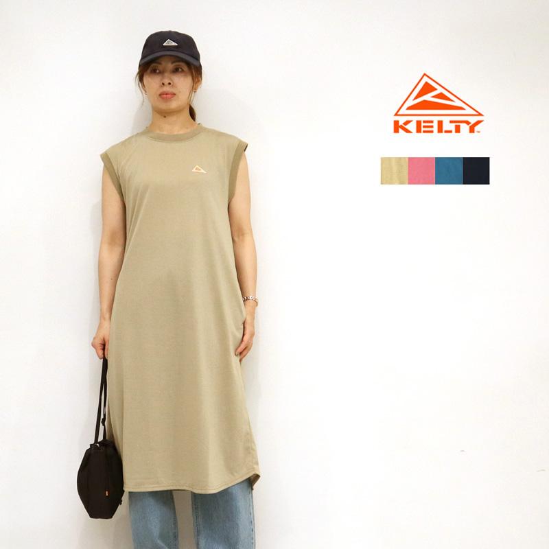 KELTY ケルティ ノースリーブワンピース KE-211-12020