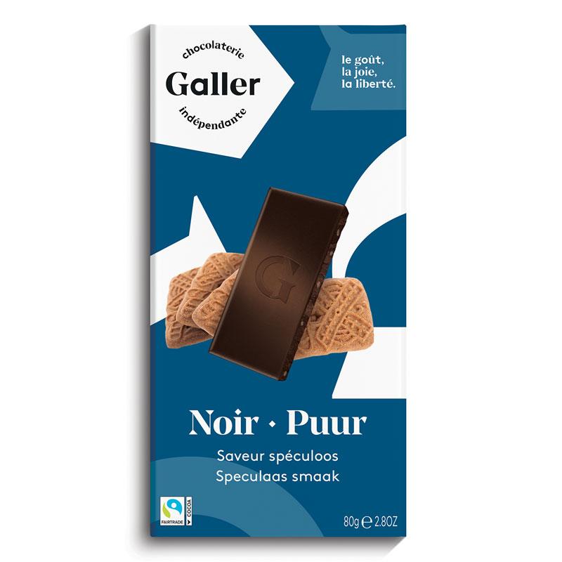 Tablets タブレットシリーズ:Noir・Puur ダーク70%スペキュロス