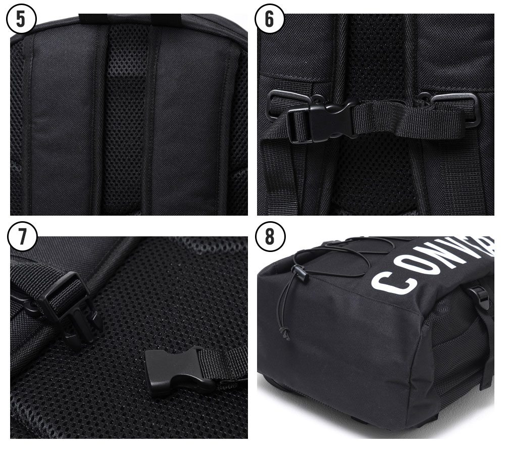 SWITCH FABRIC BACK PACK