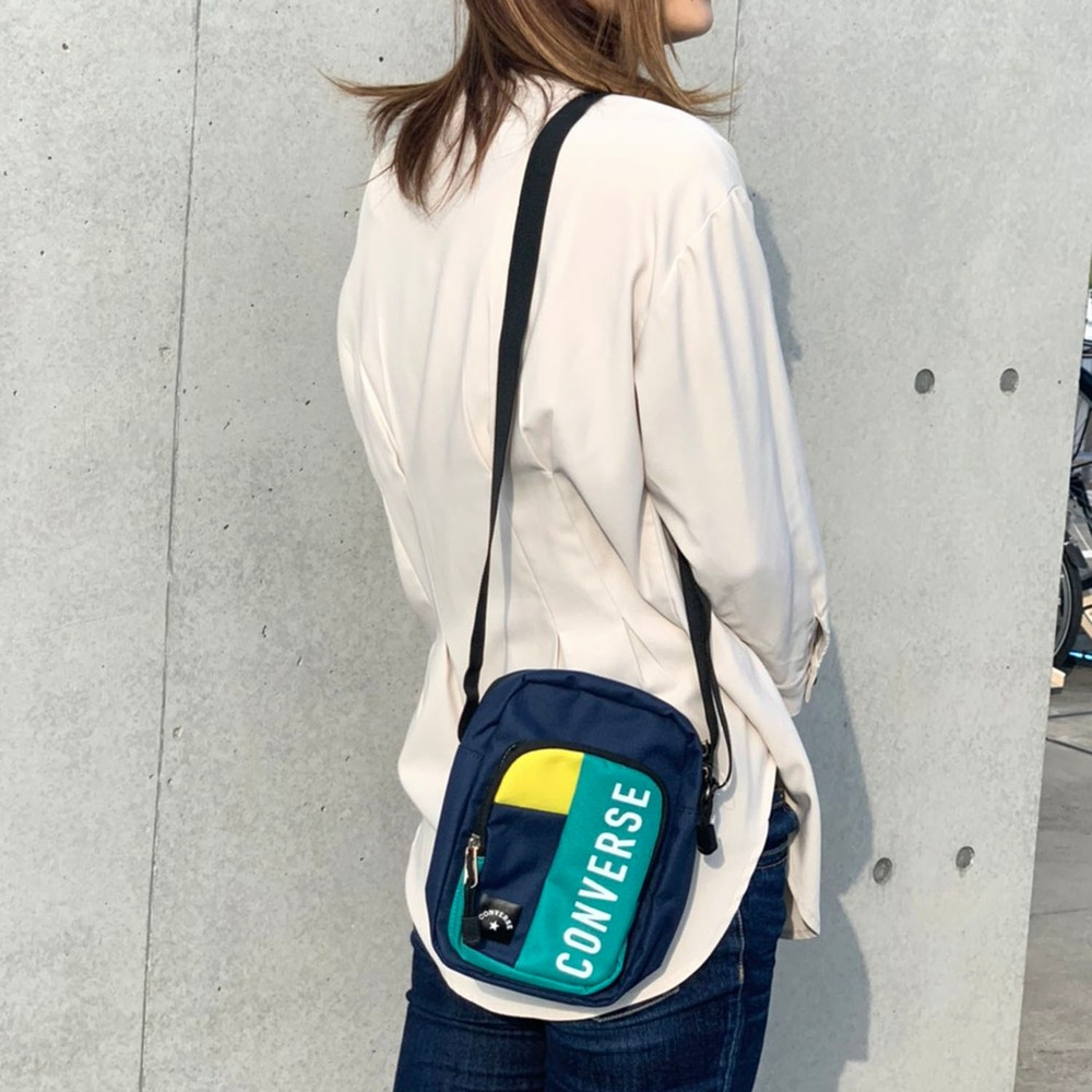 SWITCH FABRIC MINI SHOULDER BAG