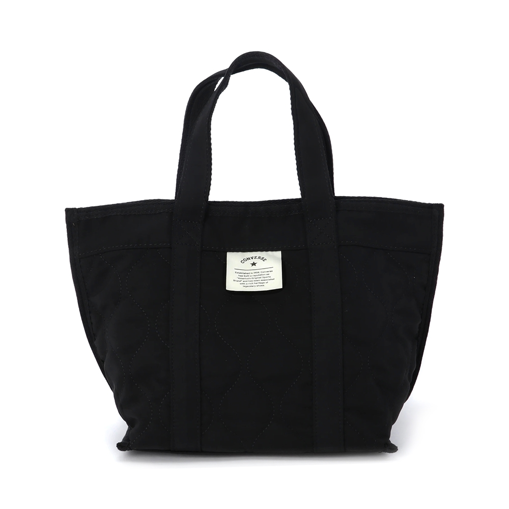 QUILTING PIPING TOTE BAG (S)