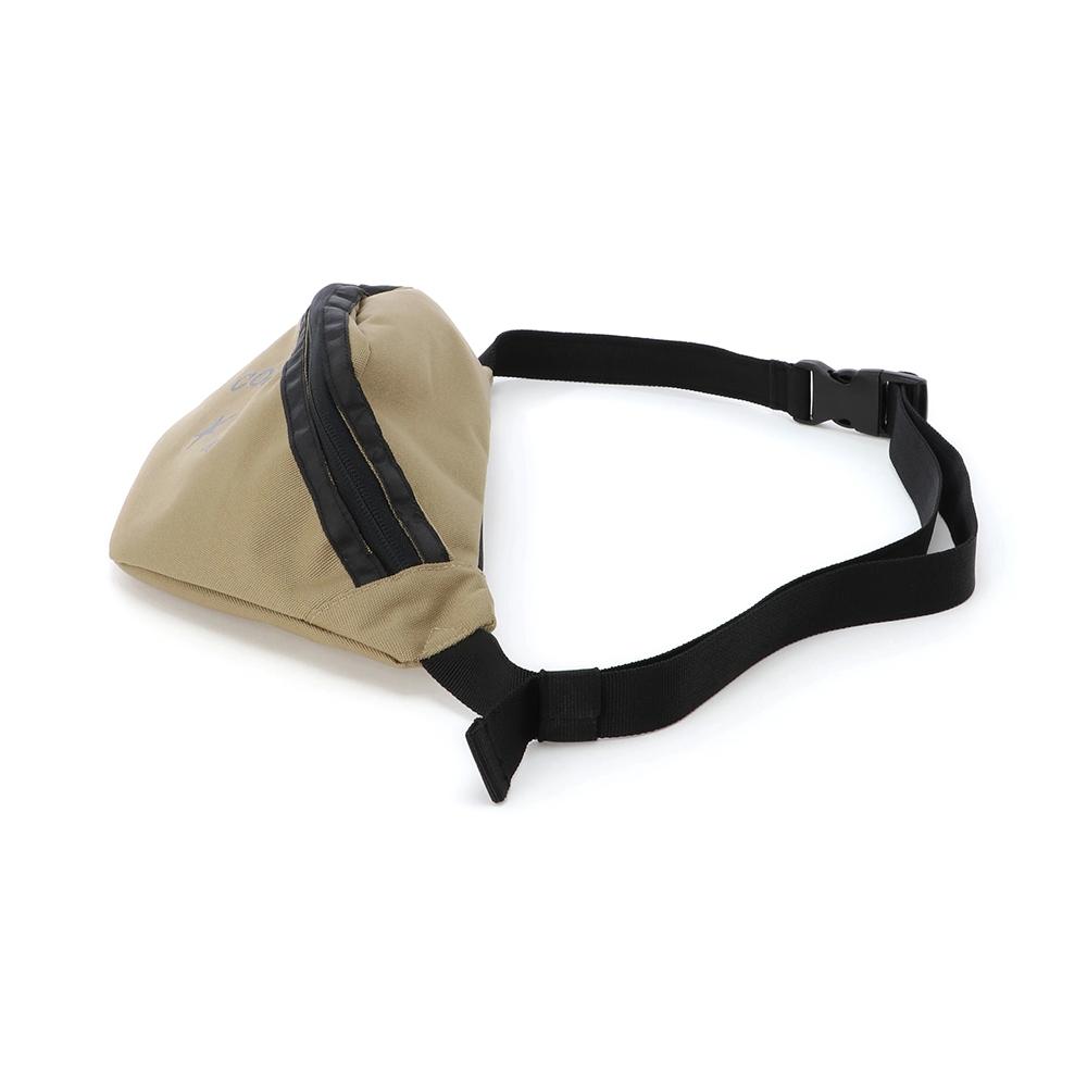 LOGO PRINT WAIST BAG