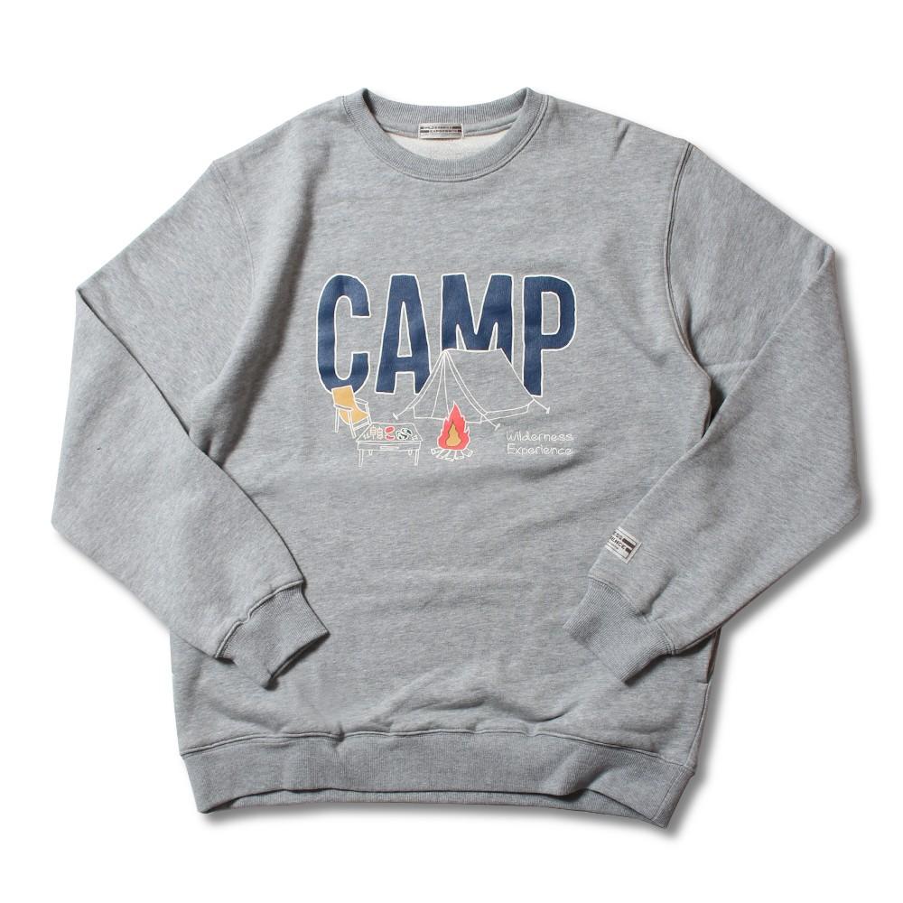 CAMP CREW SWEAT