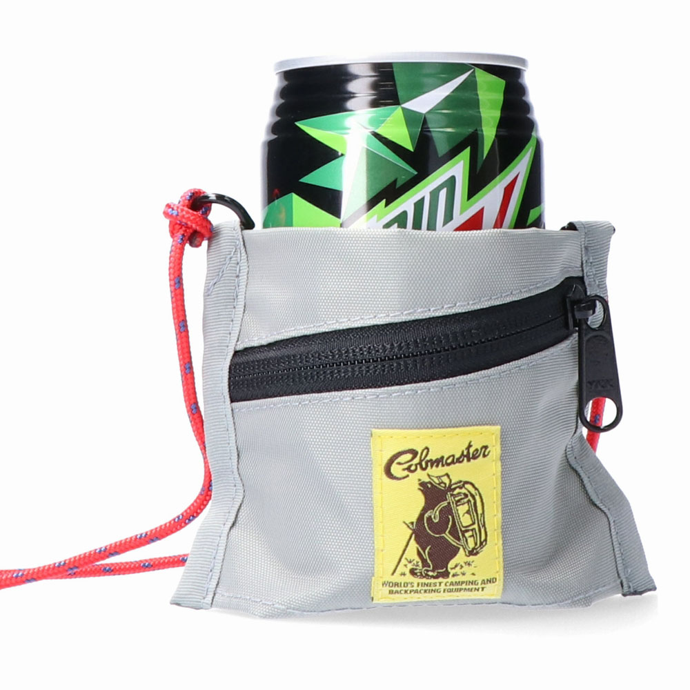 COB_PACKCLOTH_CAN KOOZIE COIN CASE