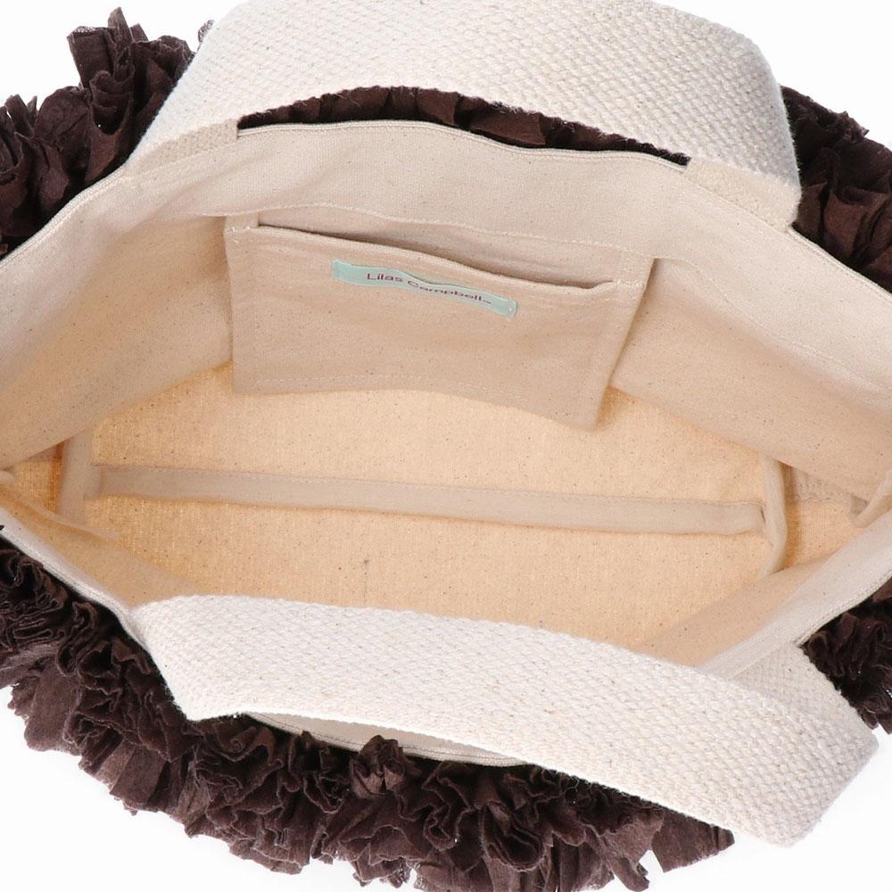 LP CVS Flower Tote Bag