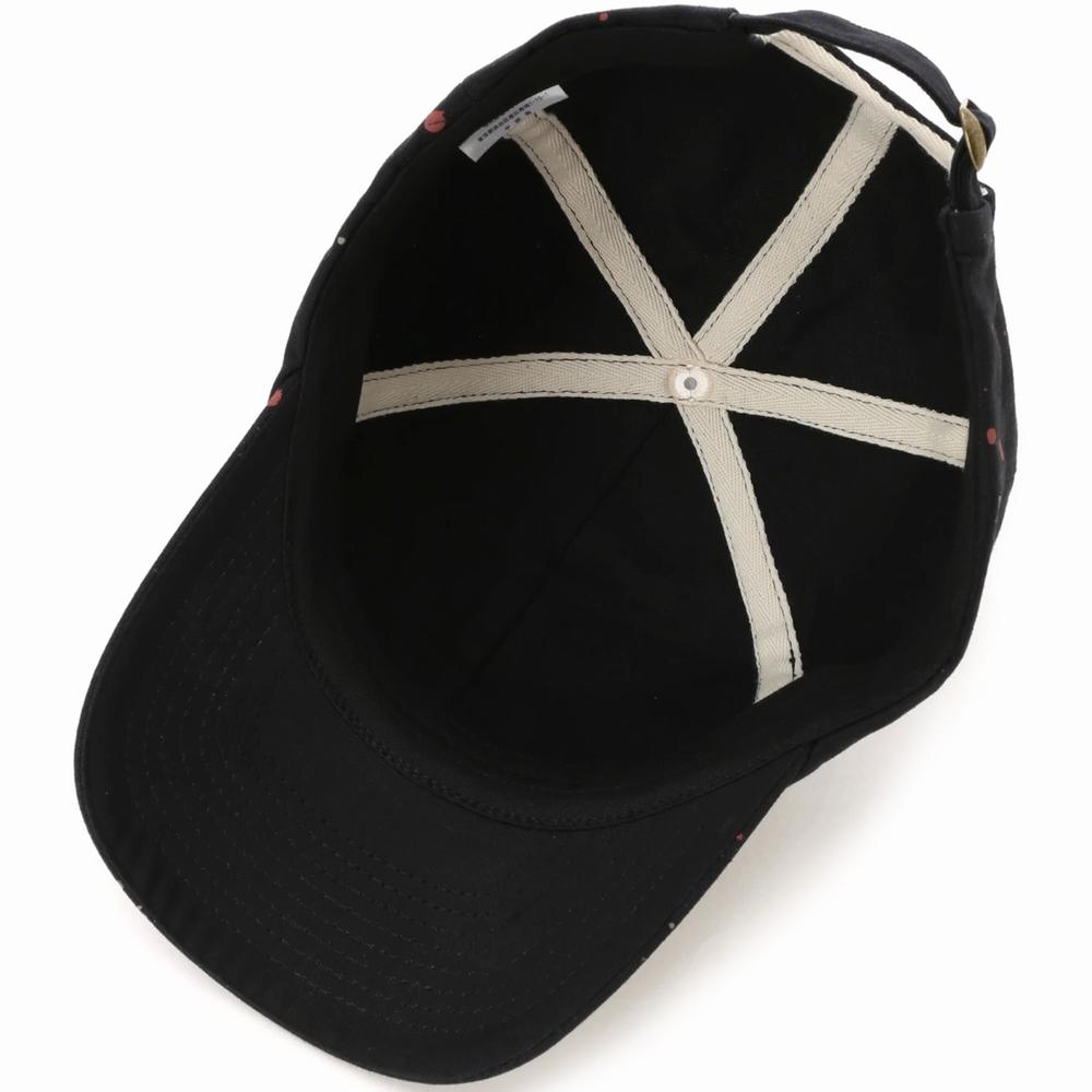 SPLASH PAINT CAP FLAT VISOR