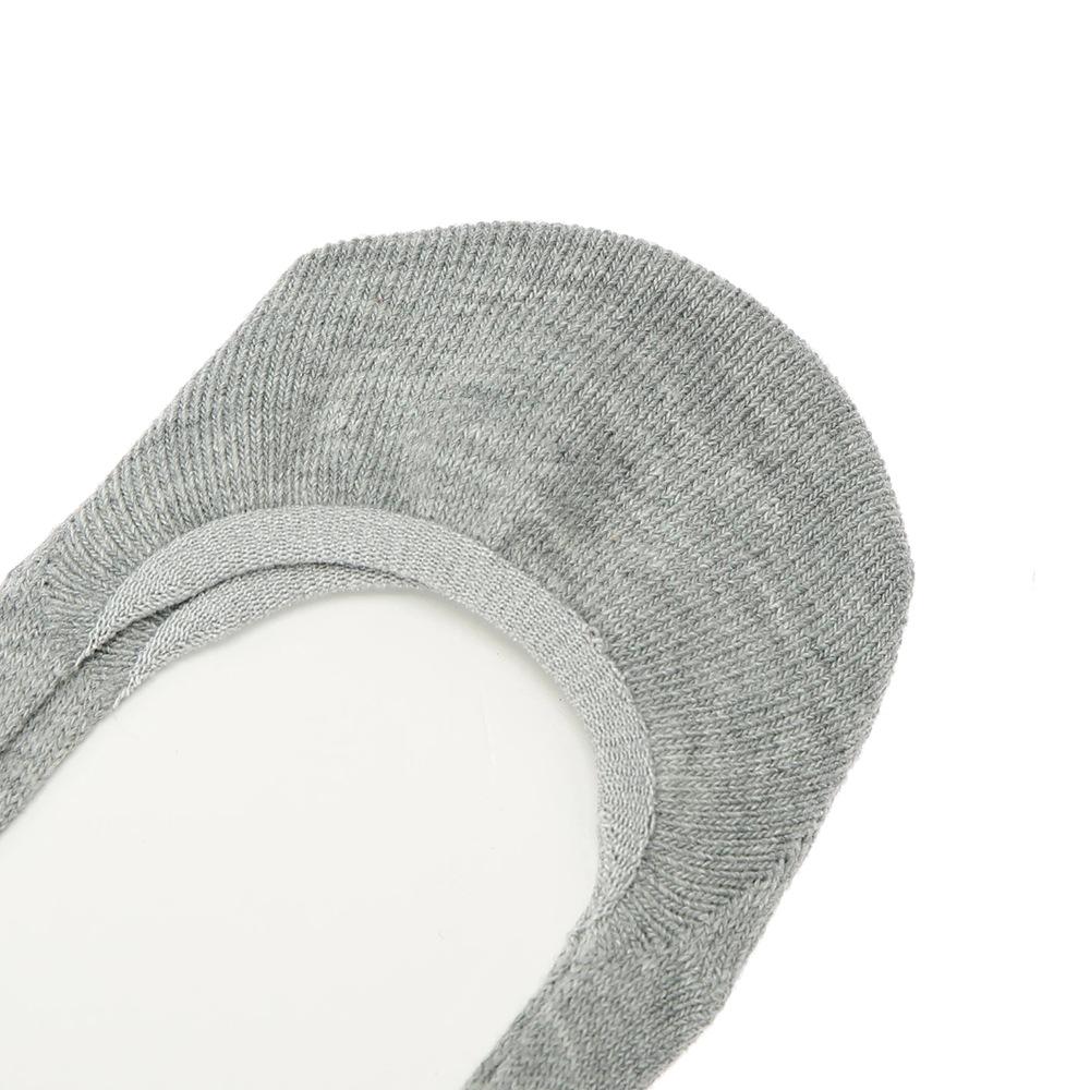 インステップ刺繍3Pソックス