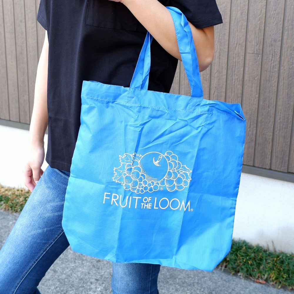 PACABLE TOTE BAG