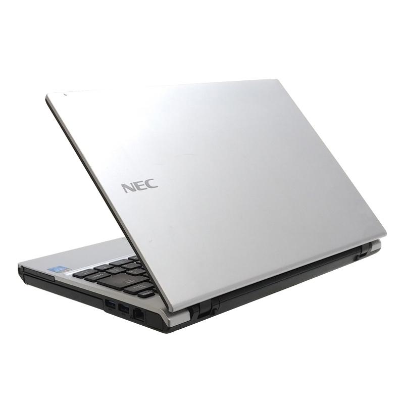 中古ノートパソコン 【 Microsoft Office ( Word Excel )搭載】 Windows10 NEC VersaPro VK27M/C-K Core i5-2.7Ghz メモリ12GB SSD256GB 13.3型HD+ 無線LAN (BN46hs-10Wiof) 3ヵ月保証 中古パソコン