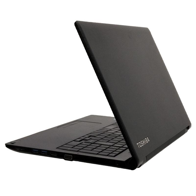 中古ノートパソコン 東芝 Dynabook B35/R  Windows10Pro Corei3 5005U メモリ4GB SSD128GB DVDマルチ 15.6型 無線LAN WPS Office (1805) 3ヵ月保証 / 中古パソコン