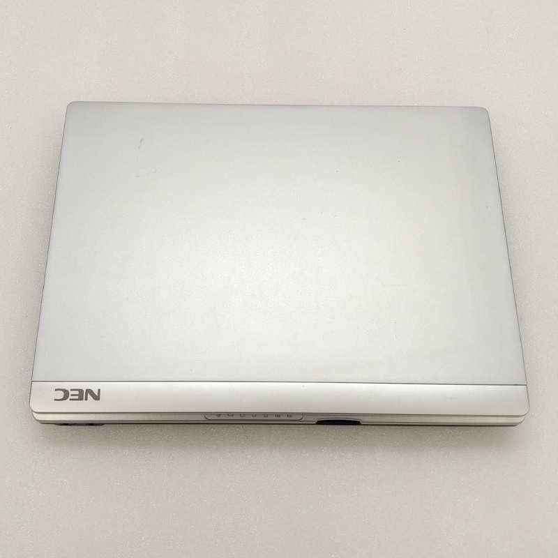 NEC VersaPro VK17H/B-D Windows7 Core i7-1.7Ghz メモリ4GB HDD250GB 12.1型 無線LAN WPS Office (BN27Wi) 3ヵ月保証 中古ノートパソコン