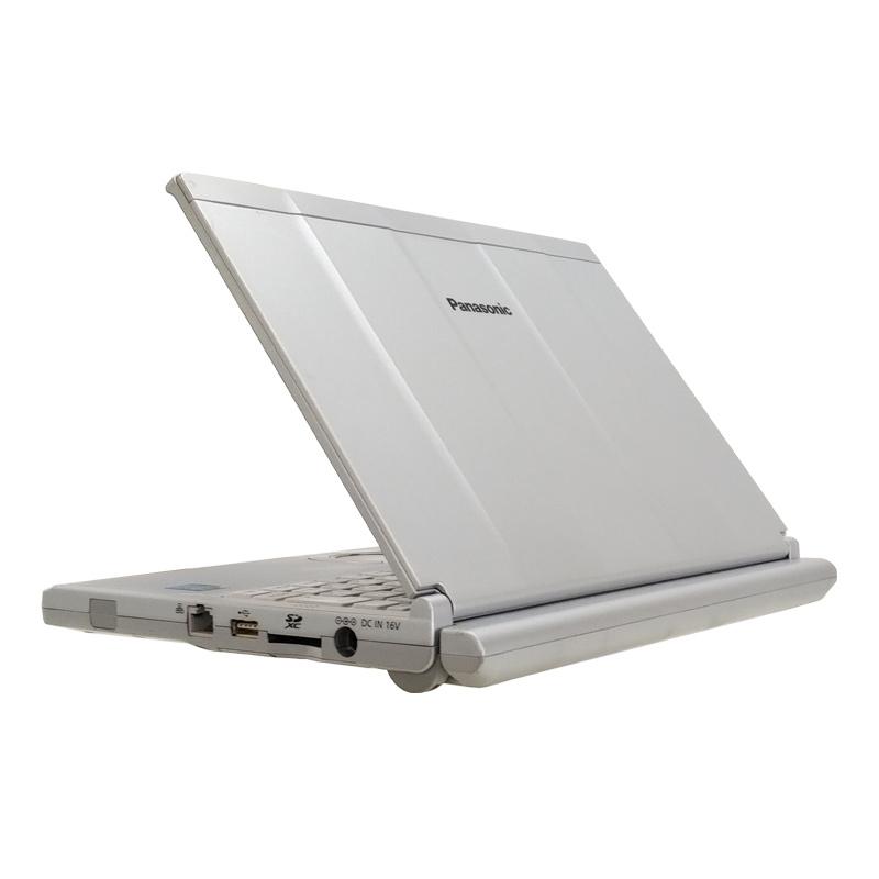【訳あり】 中古ノートパソコン Windows10 Panasonic Let's note CF-SX3 Core i5-1.9Ghz メモリ4GB HDD320GB DVDマルチ 12.1型 無線LAN WEBカメラ WPS Office (BP44m-10cWiw) 3ヵ月保証 中古パソコン