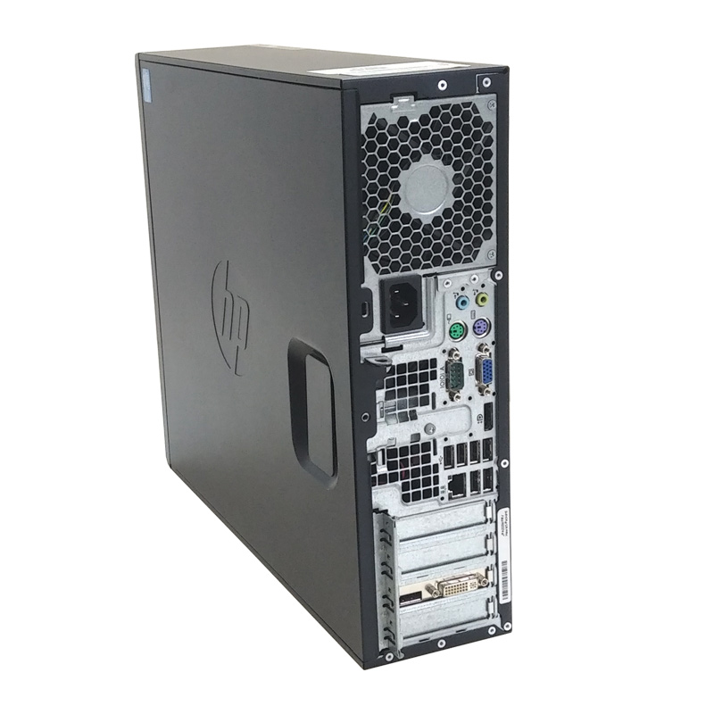 HP Z210 SFF WorkStation  Microsoft Office(Word, Excel)付 Windows10 XeonE3-1270 メモリ4GB HDD250GB DVDROM Quadro600 (YH19q-10of) 3ヵ月保証 中古デスクトップパソコン