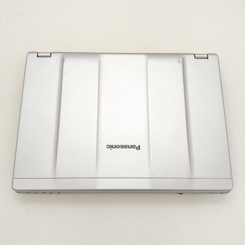 中古ノートパソコン Windows10Pro Panasonic CF-SZ5 Core i3-2.3Ghz メモリ4GB HDD320GB 12.1型 無線LAN WEBカメラ WPS Office (AP63hcWi) 3ヵ月保証 中古パソコン