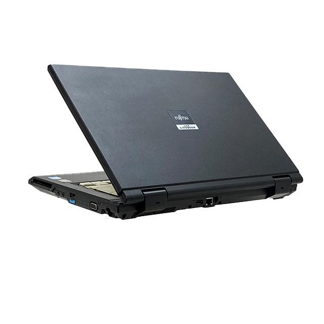 中古ノートパソコン 富士通 FMV-A6255 WindowsXP Celeron-1.73Ghz メモリ2GB HDD80GB CDROM15.4型 WPS Office (P38xw) 3ヵ月保証 / 中古ノートパソコン 中古パソコン