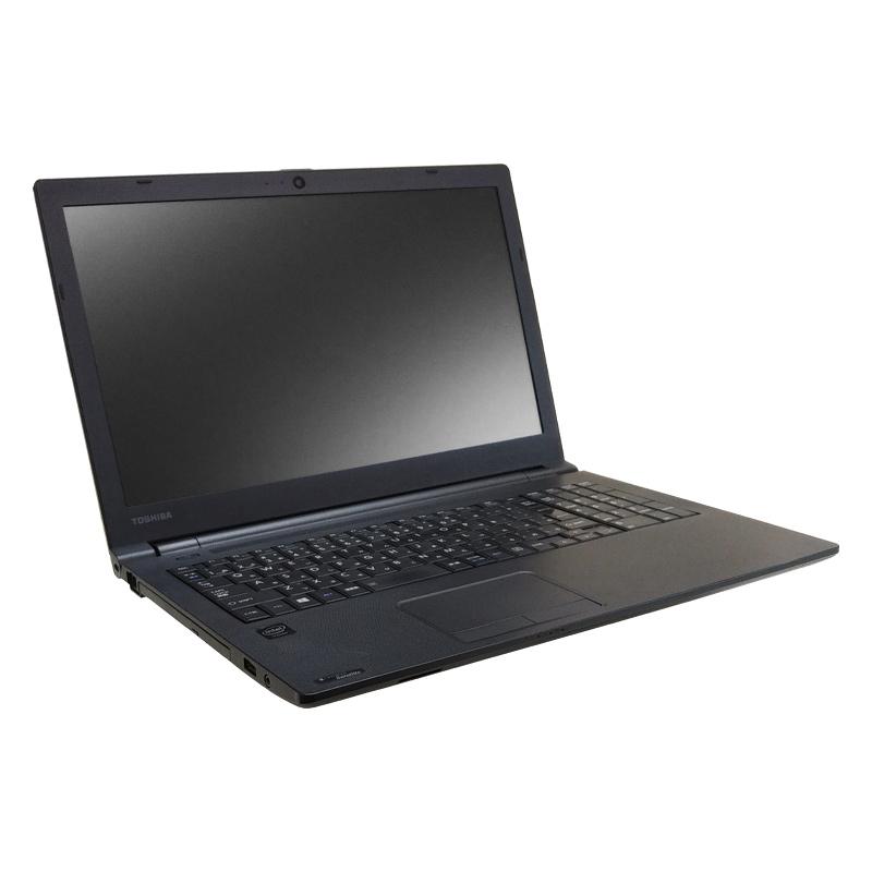 テンキー付き 中古ノートパソコン 【 Microsoft Office ( Word Excel )搭載】 Windows10Pro 東芝 Dynabook Satellite R35/P Core i3-2Ghz メモリ4GB SSD128GB DVDマルチ 15.6型 無線LAN WEBカメラ (IT54tmscWiof) 3ヵ月保証 中古パソコン