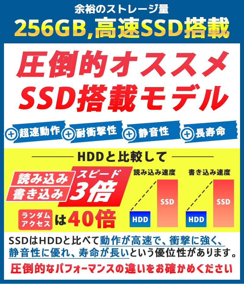 中古ノートパソコン 東芝 Dynabook B65/R  Windows10Pro Corei7 5600U メモリ8GB SSD256GB DVDマルチ 15.6型 無線LAN WPS Office (2139) 3ヵ月保証 / 中古パソコン