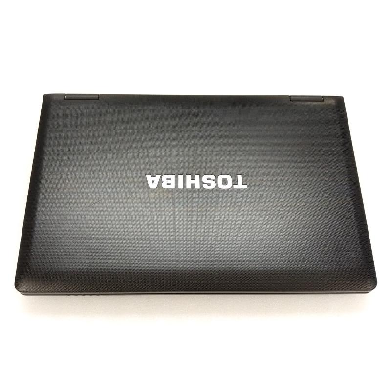 テンキー付き 中古ノートパソコン Windows7 32bit 東芝 Dynabook Satellite B550/B Core i5-2.66Ghz メモリ2GB HDD250GB DVDマルチ 15.6型 WPS Office (IT15tm) 3ヵ月保証 中古パソコン