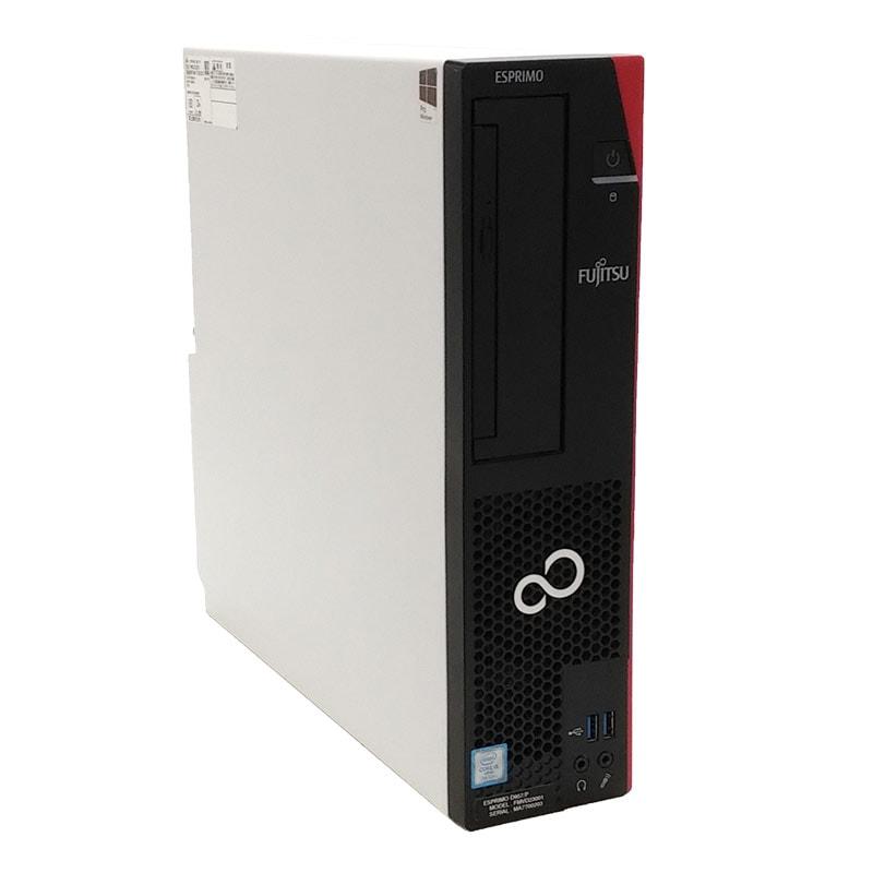 GTX745搭載 中古パソコン 富士通 ESPRIMO D957/P Windows10Pro Corei5 7500 メモリ16GB SSD256GB DVDマルチ WPS Office (2146) 3ヵ月保証 / 中古デスクトップパソコン