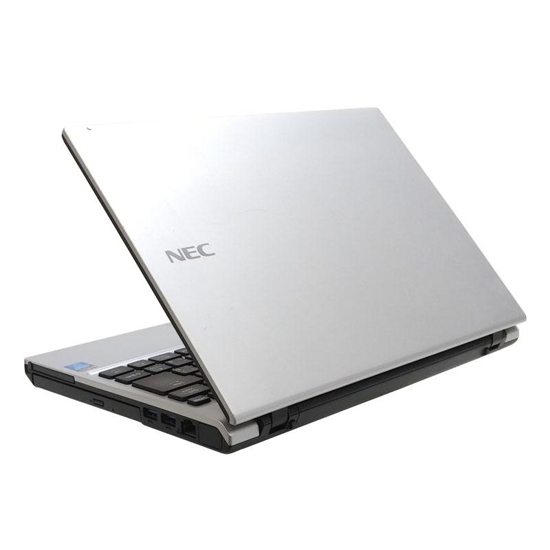 中古ノートパソコン NEC VersaPro VK25L/C-M Windows7 Corei3-2.5Ghz メモリ4GB HDD500GB DVDマルチ 13.3型 無線LAN WPS Office (BN537mWi) 3ヵ月保証 / 中古ノートパソコン 中古パソコン