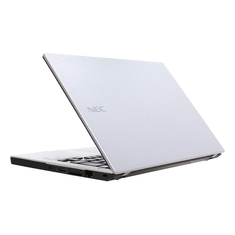中古ノートパソコン NEC VersaPro VK23L/B-R Windows10Pro Corei3-2.3Ghz メモリ4GB SSD256GB 12.5型 無線LAN WPS Office (BN63scWi) 3ヵ月保証 / 中古ノートパソコン 中古パソコン