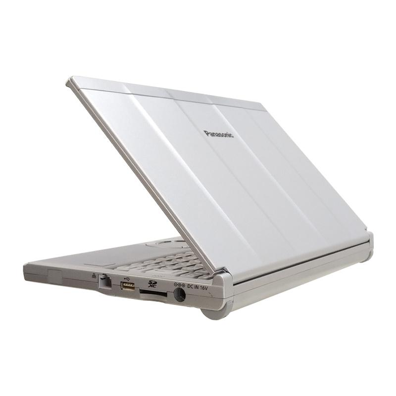 中古ノートパソコン Panasonic Let's note CF-NX4 Windows10 Corei3-2.1Ghz メモリ4GB SSD256GB 12.1型 無線LAN WPS Office (BP53hs-10Wi) 3ヵ月保証 / 中古ノートパソコン 中古パソコン
