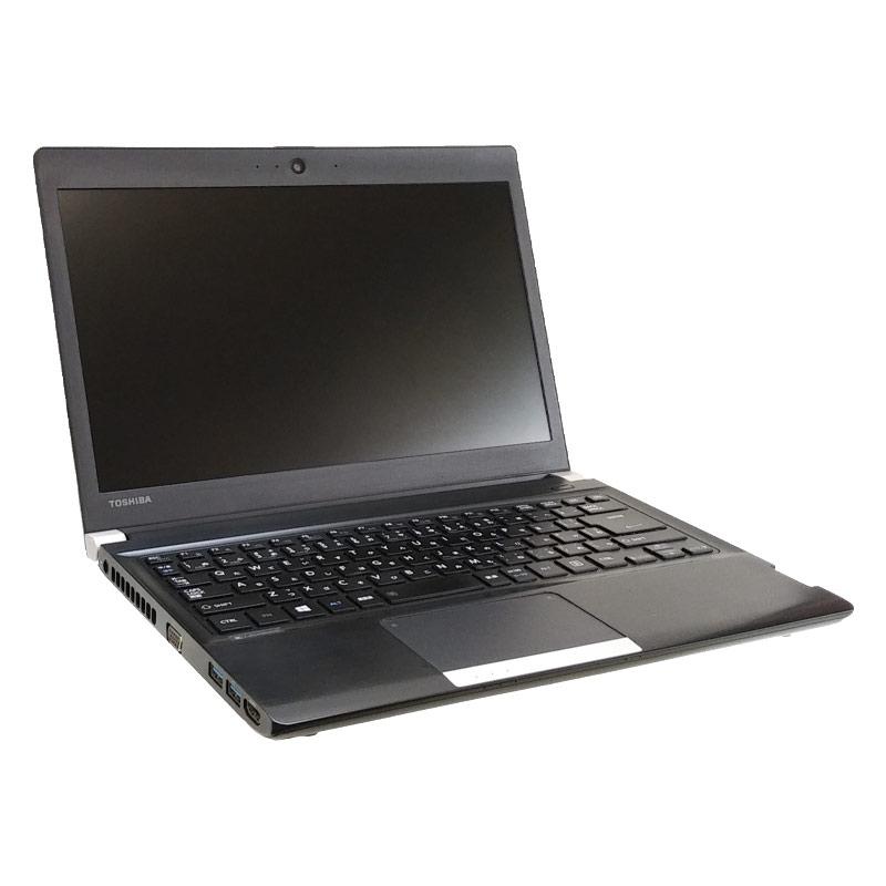 中古ノートパソコン 東芝 Dynabook R734/K Windows8.1 Corei5 4300M メモリ4GB HDD320GB DVDマルチ 13.3型 無線LAN WPS Office (1961) 3ヵ月保証 / 中古パソコン