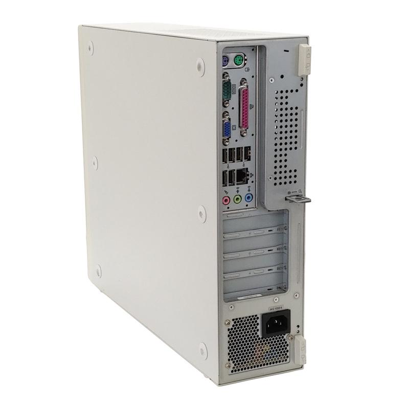 中古パソコン Windows7 NEC Mate MK26E/A-C CeleronE3400 メモリ2GB HDD250GB DVDマルチ RS-232c WPS Office [19型液晶付き] (ZN10mL19) 3ヵ月保証 中古デスクトップパソコン
