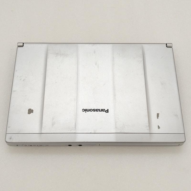 中古ノートパソコン Windows10Pro Panasonic Let's note CF-NX4 Core i5-2.3Ghz メモリ8GB HDD320GB 12.1型HD+ 無線LAN WPS Office (BP56hWi) 3ヵ月保証 中古パソコン