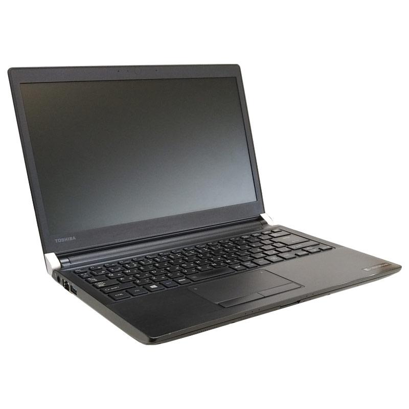 新品SSD搭載 中古ノートパソコン Microsoft Office搭載 東芝 Dynabook R73/H Windows10Pro Corei5 7200U メモリ8GB SSD256GB DVDマルチ 13.3型 無線LAN (1981of) 3ヵ月保証 / 中古パソコン