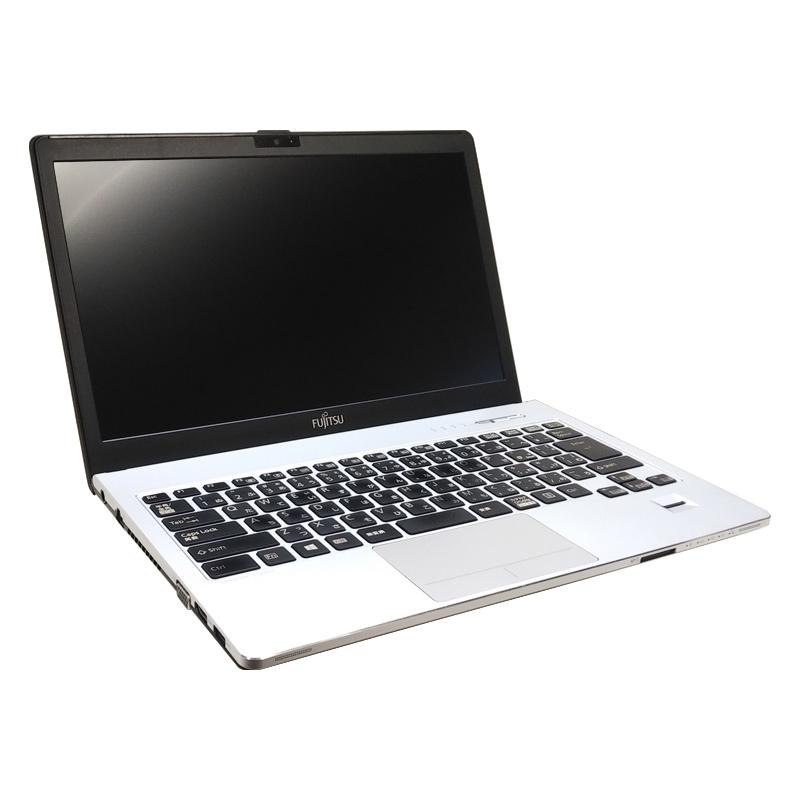 中古ノートパソコン Microsoft Office搭載 富士通 LIFEBOOK S904/J Windows10 Corei5-1.9Ghz メモリ10GB HDD320GB DVDマルチ 13.3型 (EF45hm-10cof) 3ヵ月保証 / 中古ノートパソコン 中古パソコン