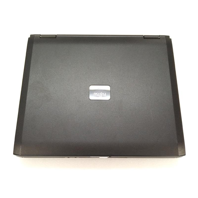 中古ノートパソコン 【 Microsoft Office ( Word Excel )搭載】 Windows XP 富士通 FMV-C8250 CeleronM-1.73Ghz メモリ1GB HDD40GB DVDマルチ 14型 (K38mof) 3ヵ月保証 中古パソコン